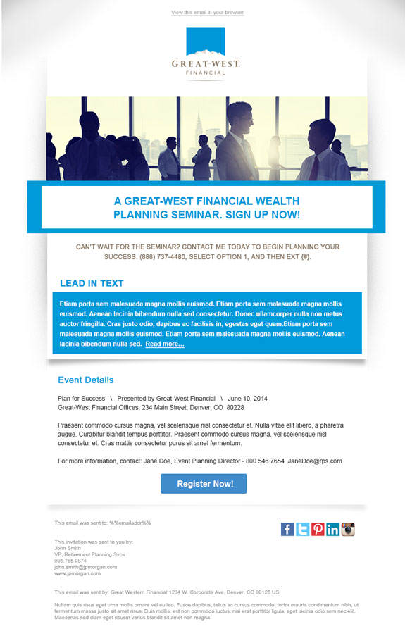 Great West Financial  Digital Fusion